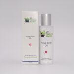 21NH Active Body Oil Box Bottle